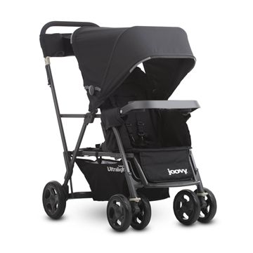 Caboose™ Ultralight Graphite Stand-On Tandem Stroller