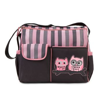 Owl Duffle Diaper Bag