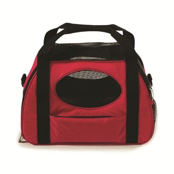 Carry-Me Pet Carrier Raspberry Sorbet